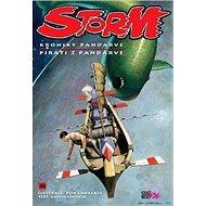 Storm 10: Kroniky Pandarve, Piráti z Pandarve - Kniha