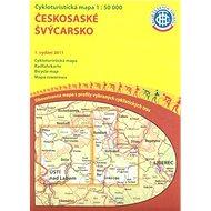 KČTC Českosaské Švýcarsko 1:50 000 - Kniha
