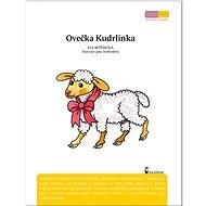 Ovečka Kudrlinka - Kniha