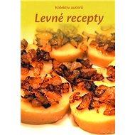 Levné recepty - Kniha