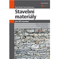 Stavební materiály pro SPŠ stavební - Kniha