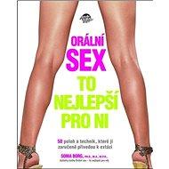Orální sex - To nejlepší pro ni - Kniha