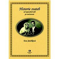 Historie svateb: od nejstarších dob po současnost - Kniha