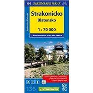 Strakonicko Blatensko: cyklomapa 1: 70 000 - Kniha