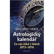 Astrologický kalendář - Kniha