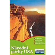 Národní parky USA - Kniha