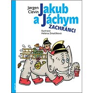 Jakub a Jáchym zachránci - Kniha