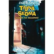 Tajná sedma Zločin na železnici - Kniha