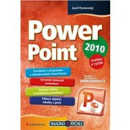 PowerPoint 2010 snadno a rychle - Kniha