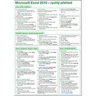 Microsoft Excel 2010 - rychlý přehled - Kniha