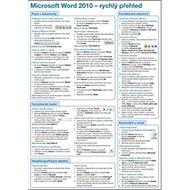 Microsoft Word 2010 - rychlý přehled - Kniha