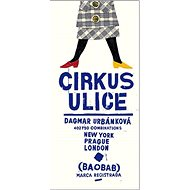 Cirkus ulice - Kniha