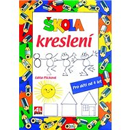 Škola kreslení - Kniha