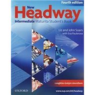New Headway Intermediate Maturita Student´s Book Fourth Edition + iTutor DVD-rom: Czech Edition - Kniha