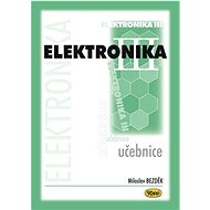 Elektronika III. učebnice - Kniha