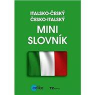 Italsko-český česko-italský mini slovník - Kniha