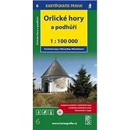Orlické hory a podhůří 1:100 000: 6 - Kniha