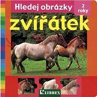 Hledej obrázky zvířátek - Kniha