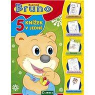 Medvídek Bruno: 5 knížek v jedné - Kniha