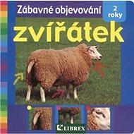 Zábavné objevování zvířátek - Kniha