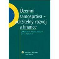 Územní samospráva - udržitelný rozvoj a finance - Kniha