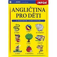 Angličtina pro děti - Kniha