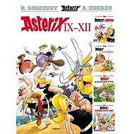 Asterix IX-XII - Kniha