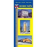 Bohumín: Mapa města - Kniha