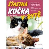 Šťastná kočka v bytě - Kniha