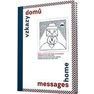 Vzkazy domů - Kniha