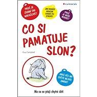 Co si pamatuje slon?: na co se ptají chytré děti - Kniha