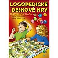 Logopedické deskové hry: Procvičujeme hlásky L, CSZ, ČŠŽ, R a Ř - Kniha