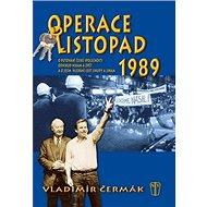 Operace listopad 1989 - Kniha