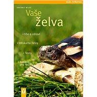 Vaše želva - Kniha