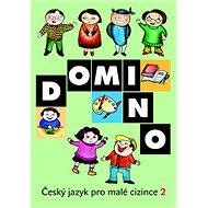 Domino Český jazyk pro malé cizince 2 - učebnice - Kniha
