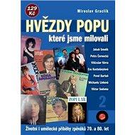 Hvězdy popu, které jsme milovali 2 - Kniha