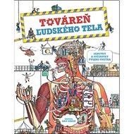 Továreň ľudského tela: Skrutky a súčiastky tvojho vnútra - Kniha