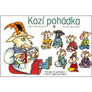 Kozí pohádka - Kniha