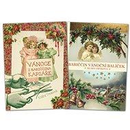Vánoce z babiččina kapsáře + Babiččin vánoční balíček - Kniha
