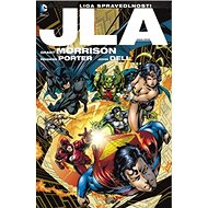 JLA Liga spravedlnosti - Kniha