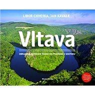 Vltava: Obrazové putování řekou od pramene k soutoku + CD + Mapa