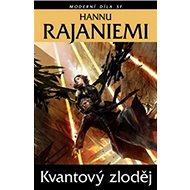 Kvantový zloděj - Kniha