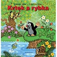 Krtek a rybka - Kniha