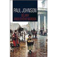 Dějiny anglického národa - Kniha