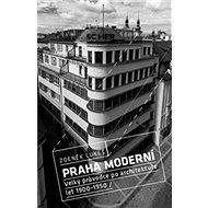 Praha moderní: Velký průvodce po architektuře let 1900–1950 - Kniha