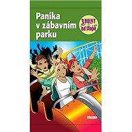 Panika v zábavním parku: 3 holky na stopě - Kniha