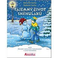 Tajemný život sněhuláků: aneb Příhody sněhuláka Sněhošlápka a jeho kamarádů - Kniha