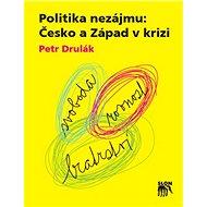 Politika nezájmu: Česko a Západ v krizi - Kniha