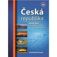 Česká republika Školní atlas - Kniha