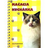Mačacia kuchárka - Kniha